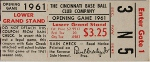 1961 Opening Day Thumbnail