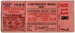1969 Opening Day Thumbnail