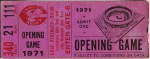 1971 Opening Day Thumbnail