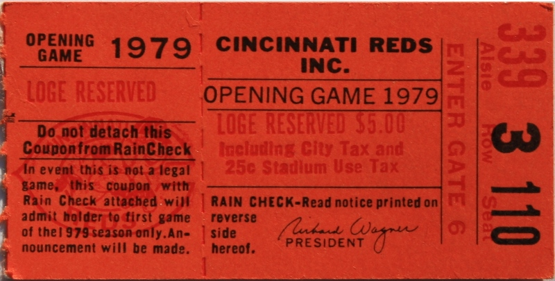 1979 Opening Day Thumbnail