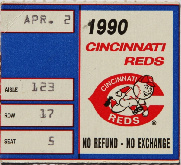 1990 Opening Day Thumbnail