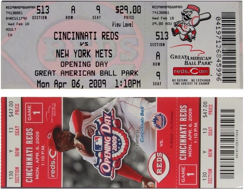 2009 Opening Day Thumbnail